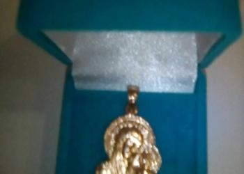 Иконка Божья Мать.