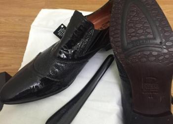 Новые марио бруни наденьте туфли с коробкой