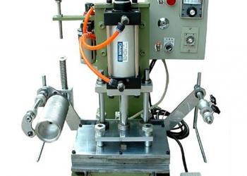 Пневматический позолотный пресс для тиснения