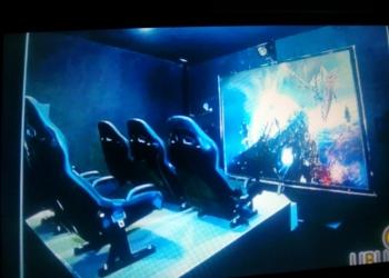 5 D кинотеатр