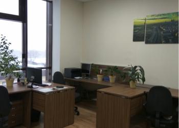 Сдаётся в аренду офисное помещение площадью 48,7 кв. м