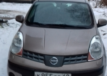 Nissan Note, 2006