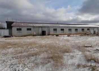 Производственное здание 1400 кв.м.