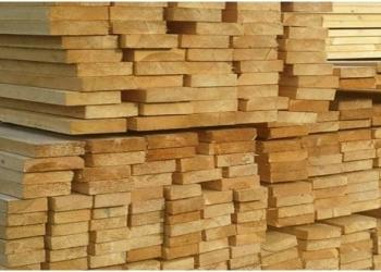 Доска обрезная, брус, пиломатериалы от 3000 руб за куб.м. Лесопилка.