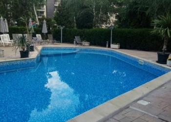 Солнечный берег, отель Сапфир, продаются две студии, каждая по 36,5 кв.м