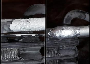 Ремонт пайка радиаторов автомобилей.Выезд.