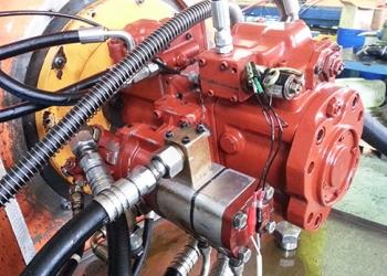 Ремонт гидронасосов, стендовые испытания, подбор оборудования
