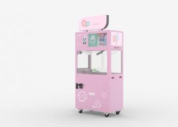 Вендинговый аппарат сладкой ваты VS-301