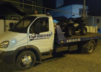 Автоэвакуатор в Нижнем Тагиле