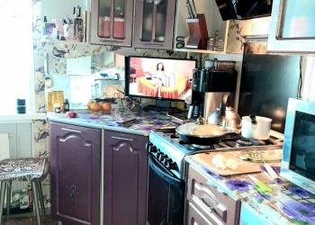 Кухня с техникой