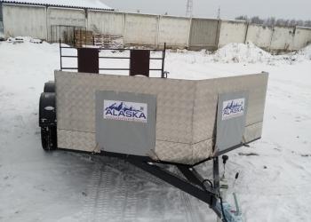 """Прицеп Аляска """"Ракета"""" в Барнауле"""
