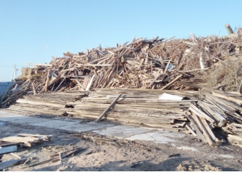 Утилизация древесных отходов
